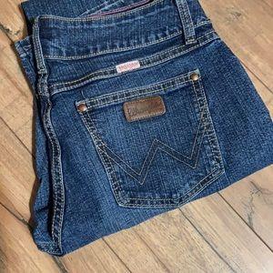 Wrangler jeans bootcut